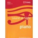 Trinity Guildhall - Sound at Sight. Piano Book 2 Grd 3-Grd 5