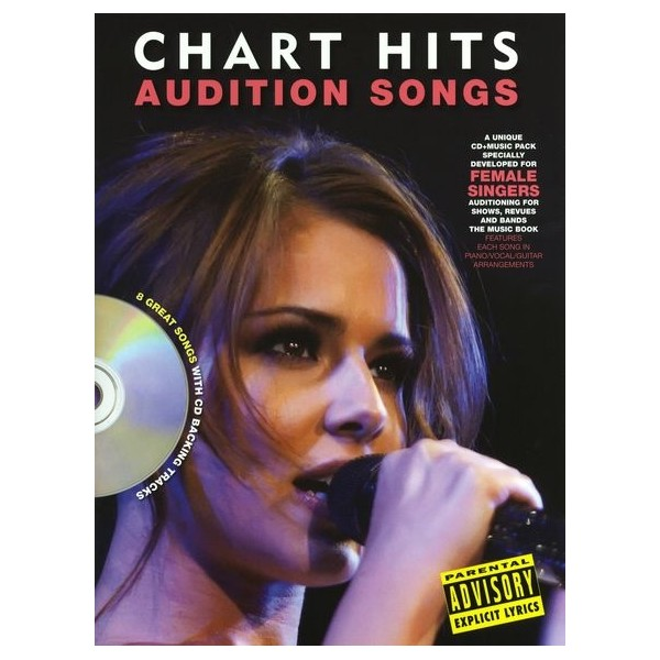 Halo Sheet Music With Lyrics: Audition Songs For Female Singers: Chart Hits