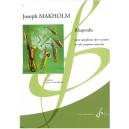 Makholm, Joseph - Rhapsodie (Eb Sax & Piano)