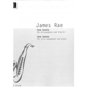 Rae, James - Tyne Sonata
