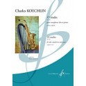 Koechlin, Charles - Etudes (Eb)