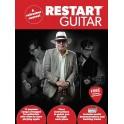 Restart Guitar Book And Download Card -