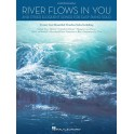 River Flows In You And Other Eloquent Songs For Easy Solo Piano - Various Composers (Composer)