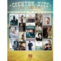 Country Hits For Ukulele: 24 Favorites To Strum & Sing - Various Artists (Artist)