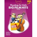 Guest Spot: Big Film Hits Playalong For Violin (Book/Download Card) - Various Artists (Artist)
