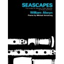 Seascapes - Alwyn, William - Soprano Voice, Treble Recorder and Piano