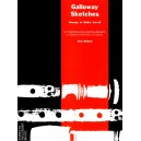 Galloway Sketches - Bullard, Alan - Sheet Music for Treble Recorder and Piano or Guitar
