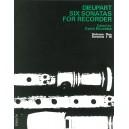 Vol.1 Six Sonatas - Dieupart, Charles