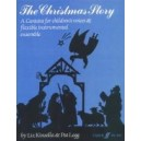 Legg, Pat - Christmas Story, The (childrens cantata)