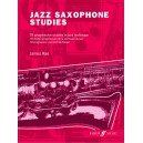 Rae, James - Jazz Saxophone Studies