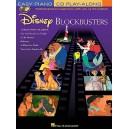 Easy Piano CD Play-Along Volume 11: Disney Blockbusters