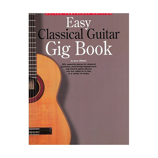 Simple Book Cover Guitar ~ Easy classical guitar gig book forsyths music shop