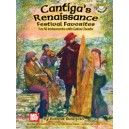 Cantigas Renaissance Festival Favorites - For All Instruments with Guitar Chords