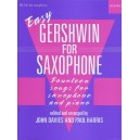 Gershwin, George - Easy Gershwin for Saxophone